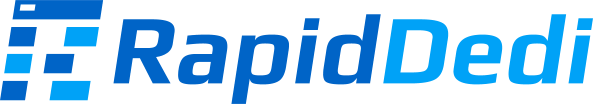RapidDedi - Dedicated, Blazing Fast.